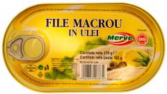 File macrou in ulei Merve 170g