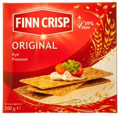 Paine prajita de secara Finn Crisp 200g