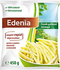 Fasole galbena intreaga Edenia 450g