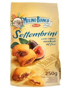 Biscuiti cu umplutura de smochine Mulino Bianco 250g