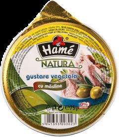 Pate vegetal cu masline Hame 75g