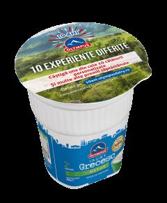 Iaurt grecesc Olympus 2% grasime 350g