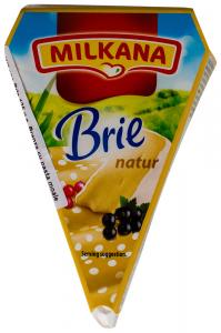 Brie Milkana 125G