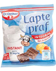 Lapte praf integral Dr.Oetker 130g
