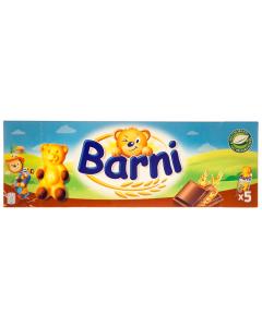 Pachet prajitura cu crema de ciocolata Barni 150g