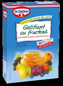 Gelifiant cu fructoza dietetic Dr.Oetker 350g