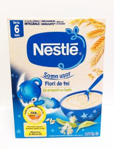 Cereale pentru sugari 6 luni+ Nestle Somn Usor 250g