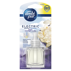 Rezerva odorizant de camera electric Ambi Pur Moonlight Vanilla, 80 zile