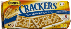 Biscuiti nesarati Crich 250g
