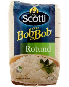 Orez Bob cu Bob Rotund Riso Scotti 1kg