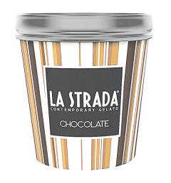 Inghetata cu ciocolata La Strada 280g