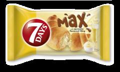Croissant cu crema de vin spumant 7Days Max 85g