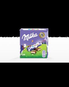 Ciocolata cu lapte Milka Milkinis 43.75g