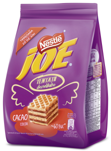 Napolitane Tentatii Dezvaluite cacao Joe 180g