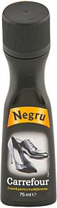 Crema pentru incaltaminte Carrefour Negru 75ml