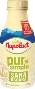 Sana usoara Napolact 0.9% grasime 330g