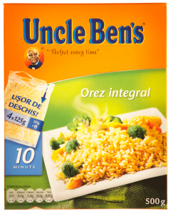 Orez integral Uncle Ben's 500g