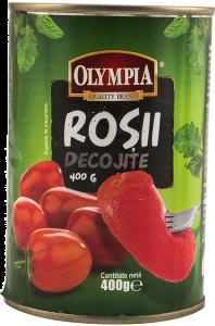 Conserva rosii Decojite Olympia 425g