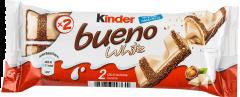 Napolitana invelita in ciocolata cu lapte Kinder Bueno 39g