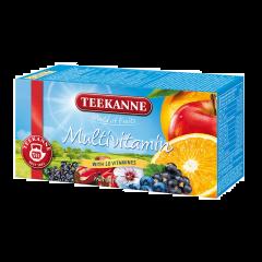 Ceai din amestec de fructe Teekanne Multivitamin 50g