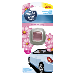 Odorizant de masina Ambi Pur Flowers&Spring 1 bucata