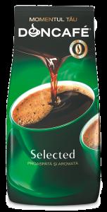 Cafea prajita si macinata Doncafe Selected 100g