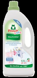 Detergent lichid pentru rufe bebelusi 1.5l Frosch