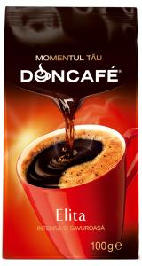 Cafea prajita si macinata Doncafe Elita 100g
