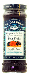 Gem 4 fructe St.Dalfour 284g