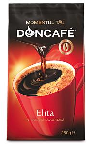 Cafea prajita si macinata Doncafe Elita 250g