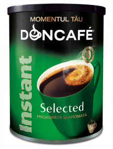 Cafea instant Doncafe Selected 100g