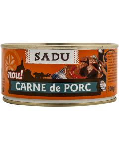 Carne de porc Sadu 300g