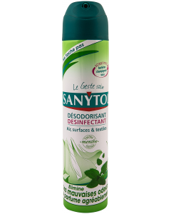 Spray odorizant dezinfectant Sanytol 300ml