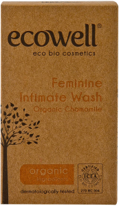 Lotiune intima Ecowell Feminine Organic Chamomile 100ml