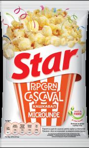 Popcorn microunde cu cascaval Star 80g