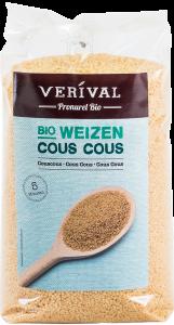 Cous cous  Verival Bio 500g