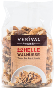 Nuci decojite bio Verival Bio 150g