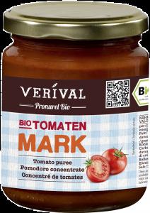 Sos concentrat de tomate bio Verival Bio 250ml