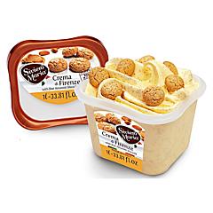 Inghetata cu biscuiti Amaretti Siviero Maria 1L