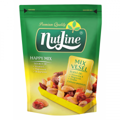 Mix fructe deshidratate Mix Vesel Nutline 150g