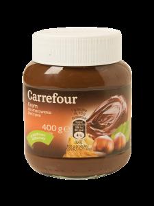 Crema alune si cacao Carrefour 400g