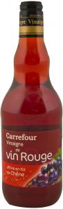 Otet din vin rosu Carrefour 750ml