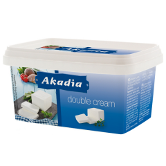 Double Cream Akadia 400g