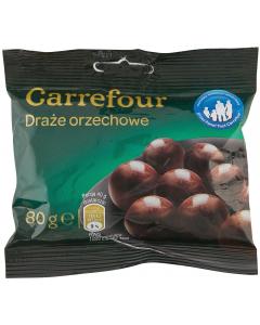 Drajeuri cu arahide Carrefour 80g