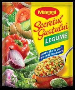 Baza pentru mancaruri cu legume Maggi Secretul gustului 75g