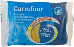 Bureti abrazivi Carrefour 2 buc
