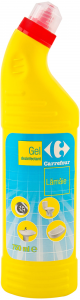 Gel dezinfectant lamaie Carrefour 750ml