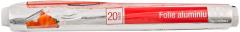 Folie aluminiu Carrefour 20metri