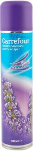 Aerosol odorizant pentru incaperi cu lavanda Carrefour 300 ml