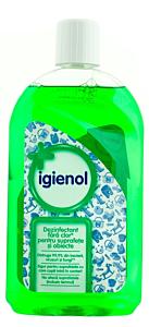 Dezinfectant universal suprafete Igienol Pine Fresh 1L